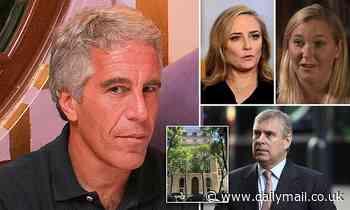 Jeffrey Epstein's surveillance cameras were 'blackmail scheme' to extort his powerful friends