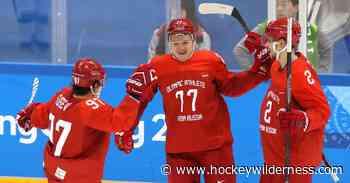 Kirill Kaprizov will spend another season in Russia, per report