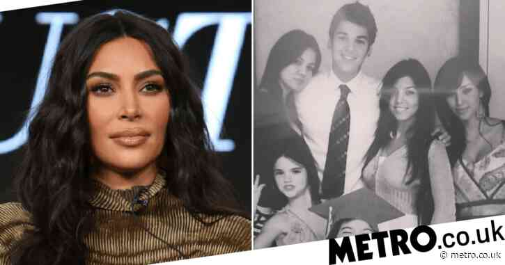 Kim Kardashian drops iconic family throwback and we feel so old now