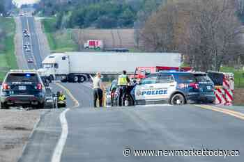 Police renew call for witnesses to collision that killed East Gwillimbury motorcyclist - NewmarketToday.ca