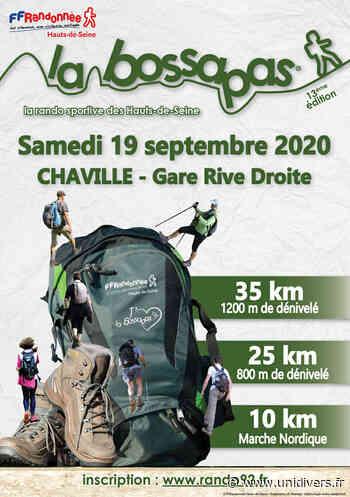 LA BOSSAPAS 2020 Chaville Gare Rive Droite Chaville 19 septembre 2020 - Unidivers