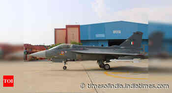IAF commissions second squadron of Tejas fighters with chief flying solo sortie