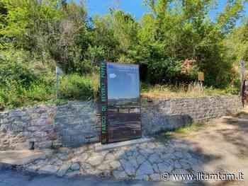 Rimossi gli storici tubi arrugginiti all'ingresso della città di Todi - Tam Tam