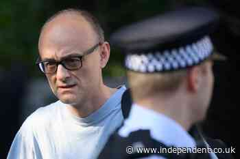 Police refuse to review coronavirus lockdown fines after Dominic Cummings case