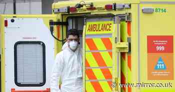 UK coronavirus death toll jumps by 412 - almost double hospital fatalities