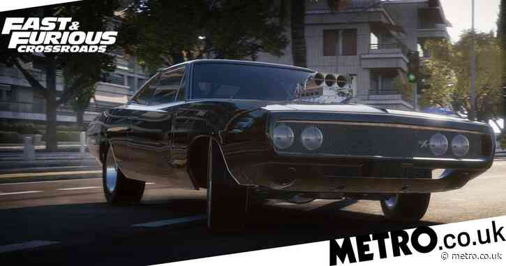 Fast & Furious Crossroads release date is August, new gameplay trailer looks… hmm