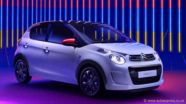 Special edition Citroen C1 JCC+ adds new style to city car line-up