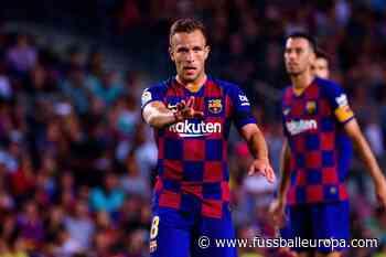 Neymar, Arthur, Coutinho: Das rät Sylvinho seinem Ex-Klub Barça - Fussball Europa