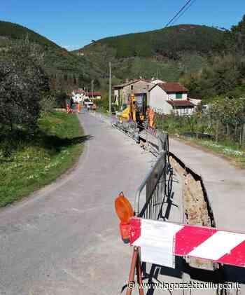 Capannori: ok i lavori a Castelvecchio e S. Andrea di Compito - La Gazzetta di Lucca