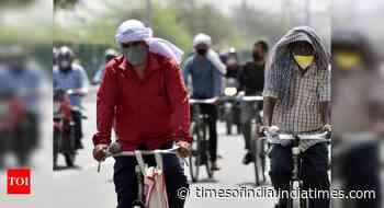 Mercury nears 50-degree mark in Delhi, Rajasthan; IMD says no immediate respite in sight