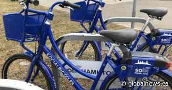 Short-term bike share solution tabled at Hamilton city council