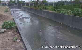 Funcionalidad de nuevos pluviales evitaron agua acumulada en Reynosa - Vox Populi