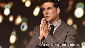 Akshay Kumar supports menstrual hygiene campaign; urges fans to donate sanitary pads to female daily wager