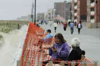 Long Island enters first phase of NY's reopening process
