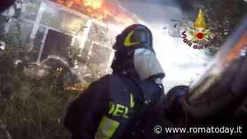 Cinque incendi a Roma in poche ore: mercoledì di superlavoro per i vigili del fuoco