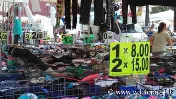 Domani il mercato a Figline. I banchi tornano in centro storico - Valdarno24