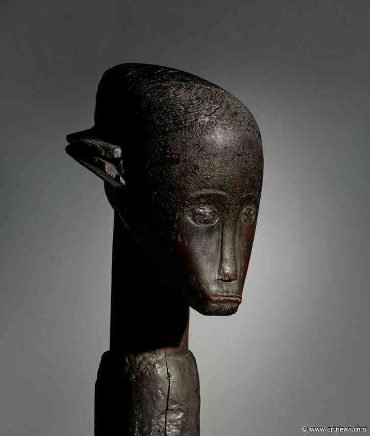 Sotheby's Brings Key African Statue to Marquee Contemporary Art Sale, Secures Works from Sidney and Bernice Clyman Collection