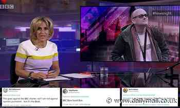 Emily Maitlis DID breach BBC's impartiality rules, admits broadcaster