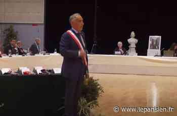 Lognes : André Yuste reconduit à son poste de maire - Le Parisien