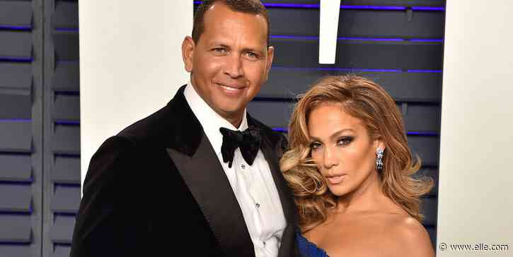Jennifer Lopez Is 'a Little Heartbroken' About Indefinitely Postponing Her Wedding Due to COVID-19 - ELLE.com