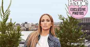 Jennifer Lopez Reflects on the Bronx, Family and Her Longtime Love of Denim in New Coach Campaign - PEOPLE