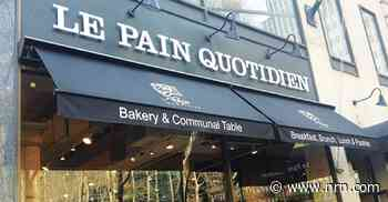 U.S. arm of Le Pain Quotidien files bankruptcy; agrees to sell units to Aurify Brands LLC