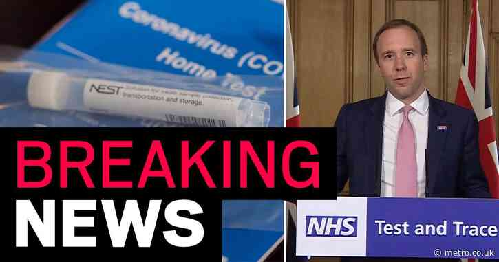 Every person in the UK with symptoms is now eligible for a coronavirus test