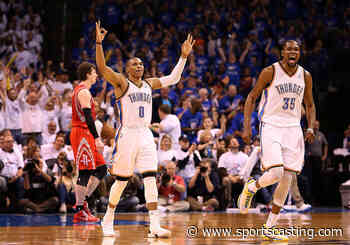 Russell Westbrook and Kevin Durant Could Still Be on the Oklahoma City Thunder If One Move Would Have Happened - Sportscasting