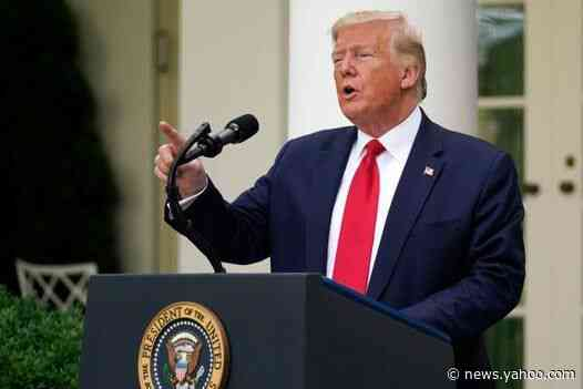 Trump news – live: President threatens to close social media platforms after accusing Twitter of 'stifling free speech' for correcting his post
