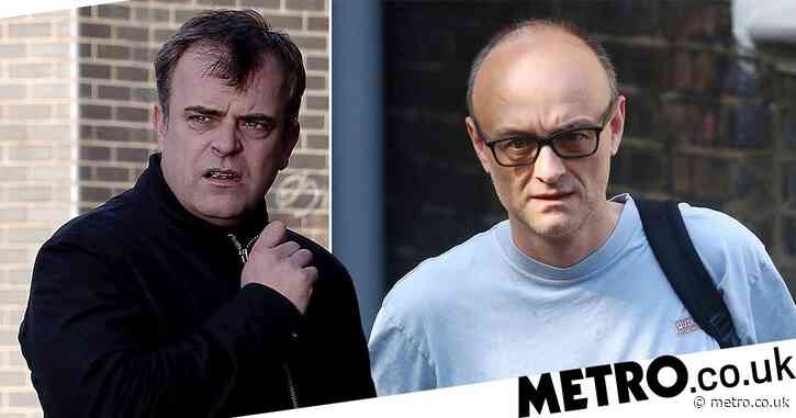 Coronation Street's Simon Gregson defends Dominic Cummings again but regrets drunk rant