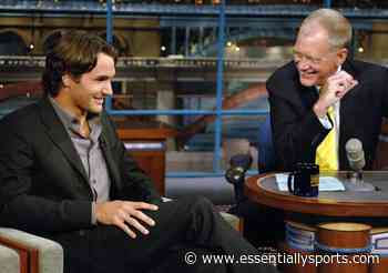 WATCH: When David Letterman Asked Roger Federer If He Would Play in the Next 10 Years - Essentially Sports