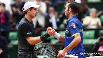 How A First-Round Roland Garros Turnaround Helped Andy Murray To History - ATP Tour