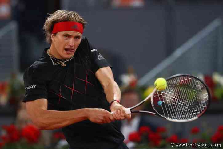 ThrowbackTimes Madrid: Alexander Zverev wins battle of young guns over..