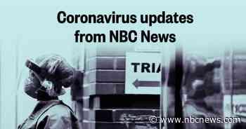 Coronavirus live updates: U.S. death toll tops 100,000 - NBCNews.com