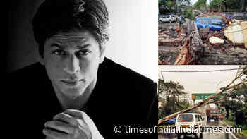 Cyclone Amphan: Megastar Shah Rukh Khan donates to West Bengal CM's relief fund