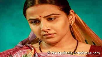 Vidya Balan shares first look of her short film 'Natkhat'