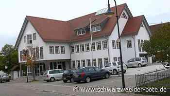 Dotternhausen: Kühlwein: Haushalt ist nicht ausgeglichen - Dotternhausen - Schwarzwälder Bote
