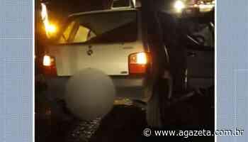 Motorista morre em grave acidente em trecho da BR 101 na Serra - A Gazeta ES