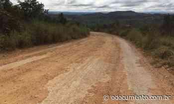 Sinfra abre licitação para reconstruir asfalto na Serra de Nova Brasilândia - O Documento