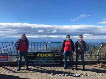 Equipes fazem força-tarefa para orientar visitantes na Serra catarinense - Michel Teixeira