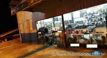 PM registra tentativa de furto em empresa na Serra de Capinzal - Rádio Capinzal
