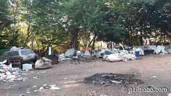 Prefeitura manda fechar depósito irregular de sucatas em Limeira - G1
