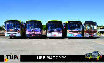 Nova concessionária de transporte de Piracicaba lança campanha para uso de máscaras - Adamo Bazani