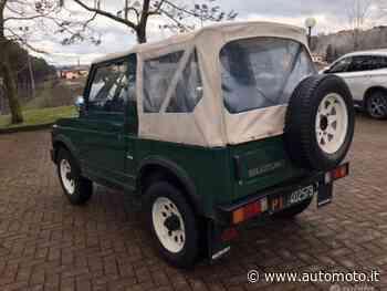 Vendo Suzuki Sj 410 cabrio Deluxe d'epoca a pieve a nievole, PT (codice 7547857) - Automoto.it