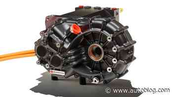 Swindon electric 'crate' motor gets a price, now ready for your EV conversion