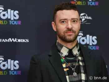 Justin Timberlake findet Musikstreaming «aufregend» - BNN - Badische Neueste Nachrichten