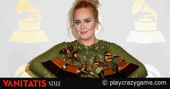 The body of Adele is has gone viral and we know the secrets of the dress that looks - Play Crazy Game