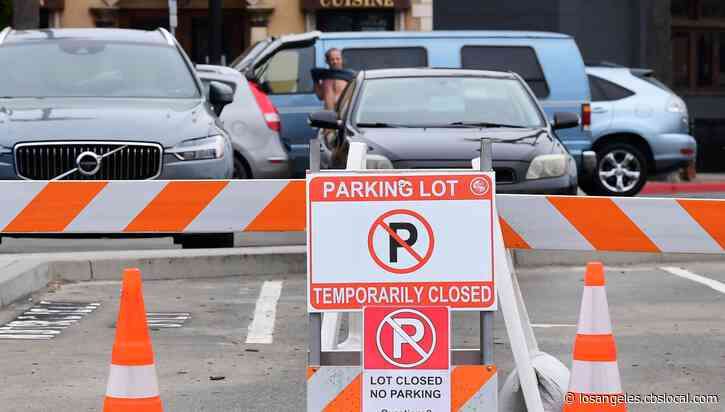 Newport Beach To Allow Businesses, Churches To Expand Into Parking Lots, Sidewalks