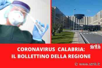 Coronavirus Calabria: +1 nuovo contagiato su 1117 tamponi. +1 su Reggio Calabria e provincia - Strill.it