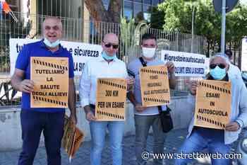 """Reggio Calabria, esami per la patente solo in motorizzazione La protesta delle autoscuole: """"si tutelino i nostri allievi"""" [FOTO e INTERVISTE] - Stretto web"""